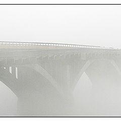 """фото """"Туман и мост"""""""