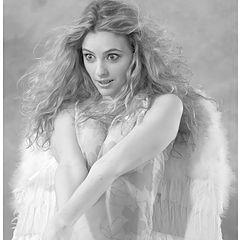 """фото """"Ангел удивленный..."""""""