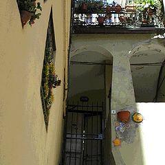 "photo ""old Genoa"""
