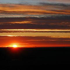 "фото ""Sunset Cliche"""