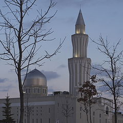 "photo ""Mosque at twilight"""