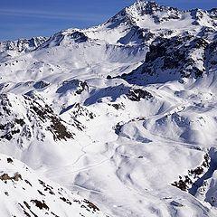 "фото ""Chanpagny valley"""