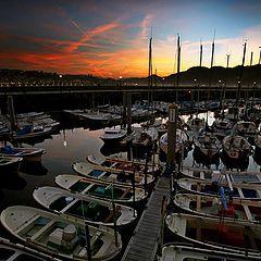"""фото """"Port at Dusk"""""""