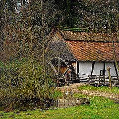 "фото ""water mill"""