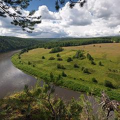 """photo """"Chusovaya river / 0178_0019"""""""