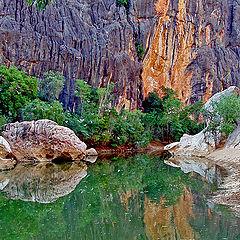 "photo ""Garden of the rocks"""