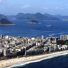 "photo ""Ipanema e Copacabana"""