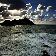 "фото ""Ocean and Earth"""