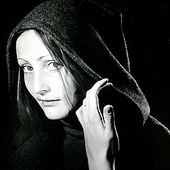 "фото ""Одесская МОНА ЛИЗА..."""
