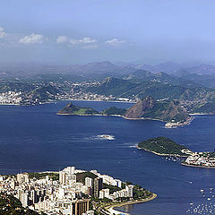 "photo ""Guanabara Bay"""