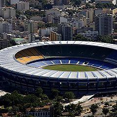 """photo """"Maracana Stadion"""""""