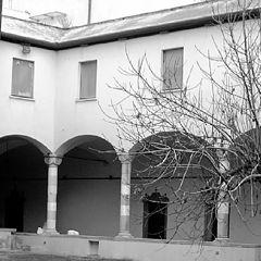 "photo ""ancient walls in Genoa"""
