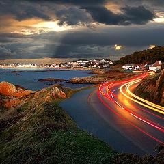 "photo ""Cobo Bay"""