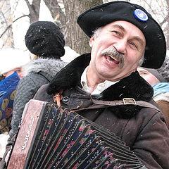 """photo """"Muzhichok with harmonica..."""""""