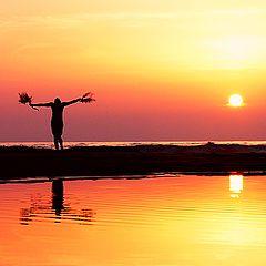 """photo """"Sunset Dream"""""""