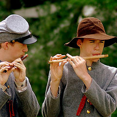 "photo ""Civil war time band"""