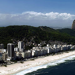 "photo ""Copacabana + Leme"""