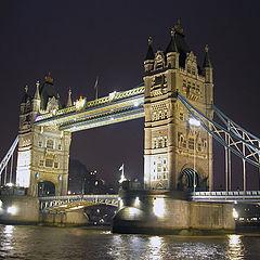 """фото """"Tower Bridge"""""""
