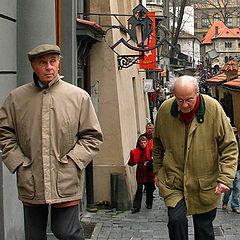 "фото ""Jewry quart (Prague)"""