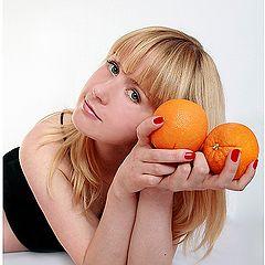 """фото """"Апельсиновая"""""""