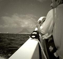 "photo ""The Boatman"""