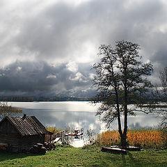 """фото """"Дом у озера"""""""