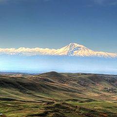 "фото ""Ararat. Armenian spring"""