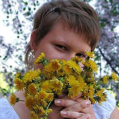 """фото """"Ранние цветы...."""""""