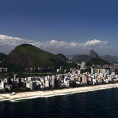 "photo ""Ipanema , Rio de Janeiro"""