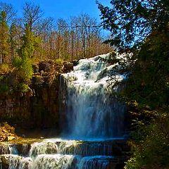 """photo """"Chittenango Falls"""""""