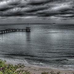 "фото ""I waited  on the pier..."""
