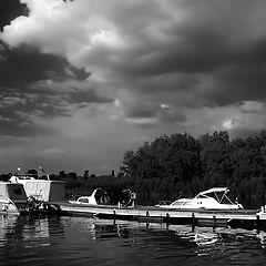 """photo """"Danube river"""""""