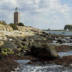 "photo ""Avory Point Lighthouse"""