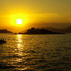 "photo ""Lonley sunset"""