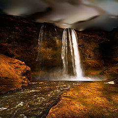 "фото ""Fall in Iceland"""