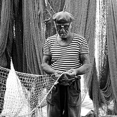 "photo ""old fishman"""