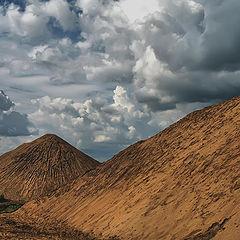 """фото """"Холмы земные и небесные..."""""""