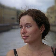 "фото ""Муза Невского проспекта"""