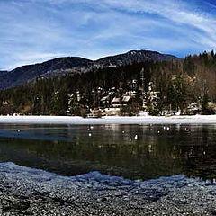 """photo """"Lake Jasna"""""""
