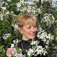"""фото """"Весенний портрет"""""""