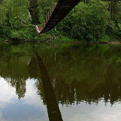 """фото """"необычный мост..."""""""