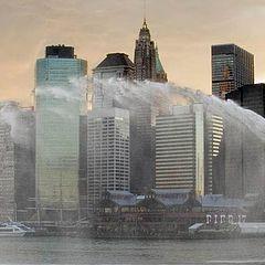 """photo """"NY, fireboat"""""""
