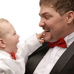 """photo """"Like Father Like Son"""""""