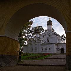 "фото ""Храм Михаила Архангела"""