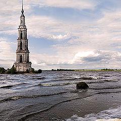 """фото """"""""плавающая церковь"""""""""""