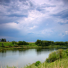 "фото ""Душевное озеро"""