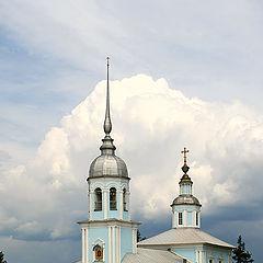 """фото """"Церковь Александра Невского. Вологда"""""""
