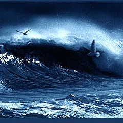 """photo """"the wave"""""""