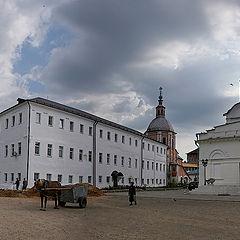 "photo ""Monastery weekdays"""