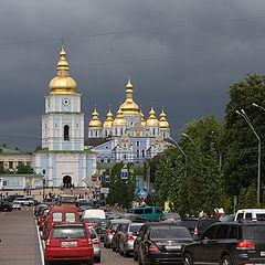 """фото """"Киев перед грозой"""""""